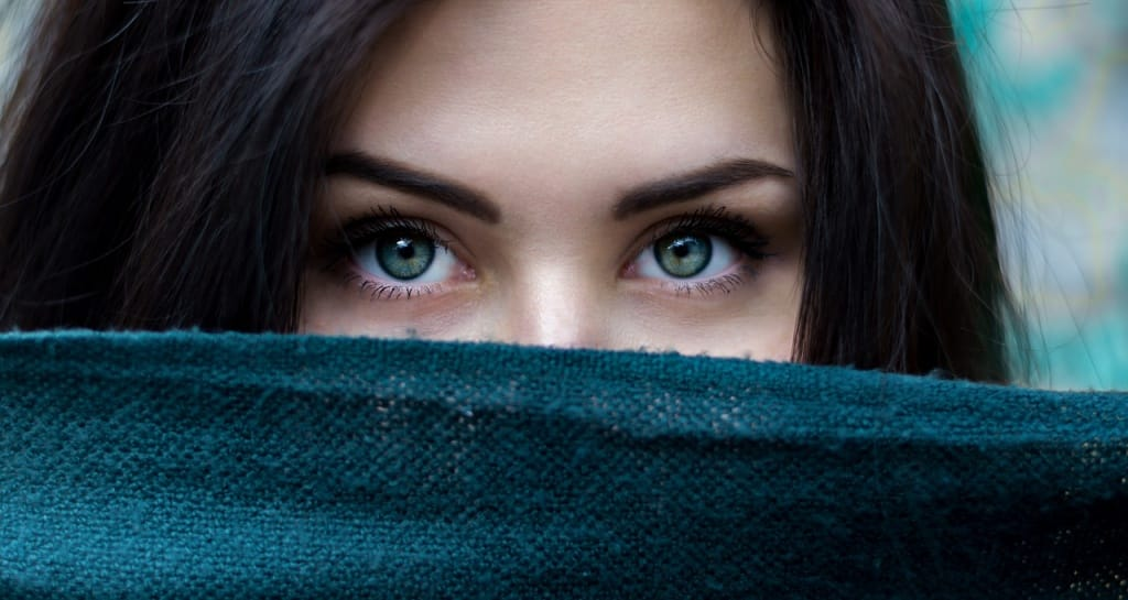 Skóra pod oczami